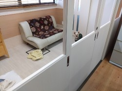 犬用の部屋