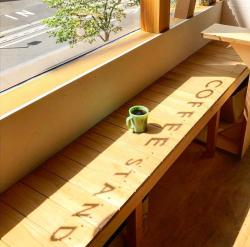 武蔵浦和のタカコーヒースタンド